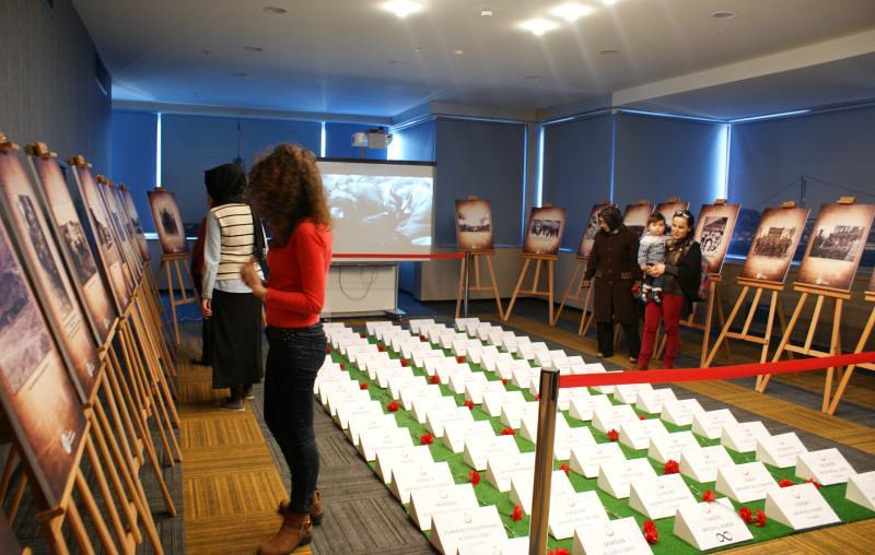 Çanakkale Ruhu Üsküdar Üniversitesi'nde 2