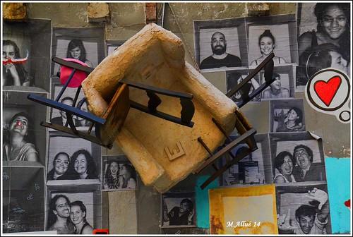 Arte en la Calle by Miguel Allué Aguilar