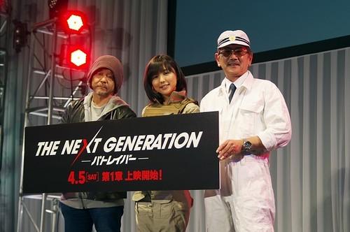 140324(1) - 獨家!押井守電影《機動警察 THE NEXT GENERATION -PATLABOR-》第二章共3集片名&劇情揭曉! 2