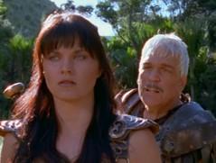 Зена и Атриус