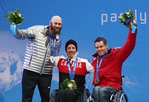 Sochi, Russia.15/03/2014-Photo(Scott Grant/Canadian Paralympic Committee