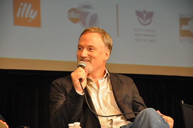 Header of David Fincher