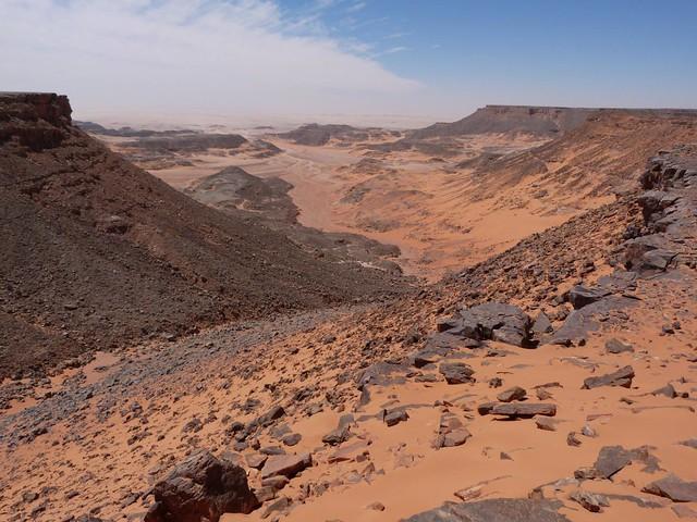 Samir Lama Point (Gilf Kebir, Egipto)