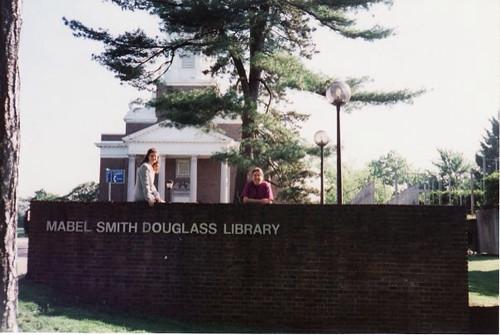 Mabel Douglass Library