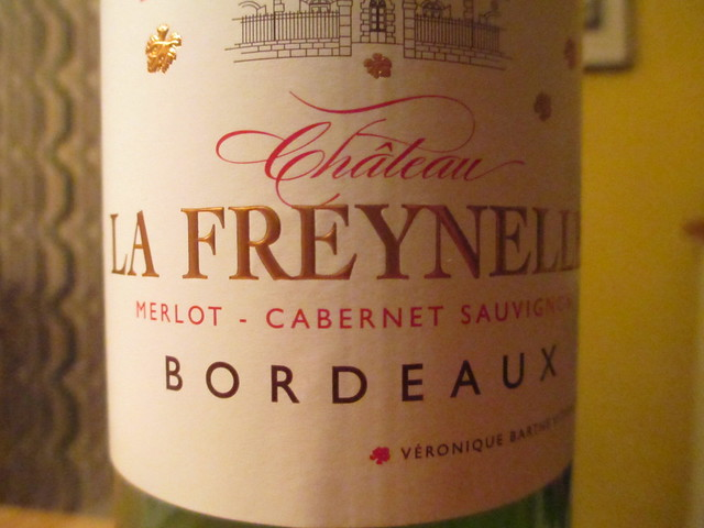A Good Bordeaux