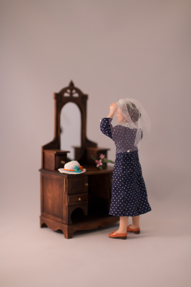 Dollhouse Dolls by Lyubov Morozova