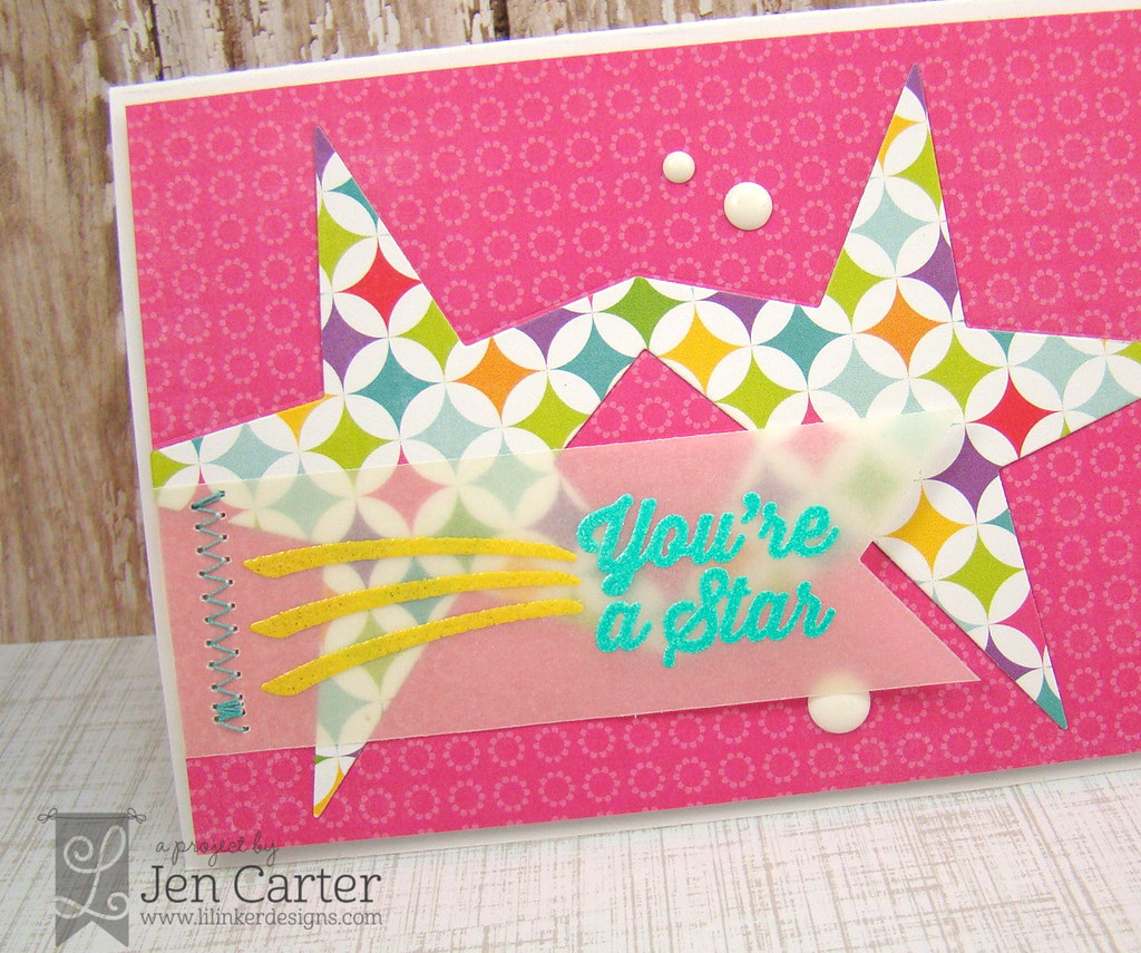 Jen Carter Star Closeup
