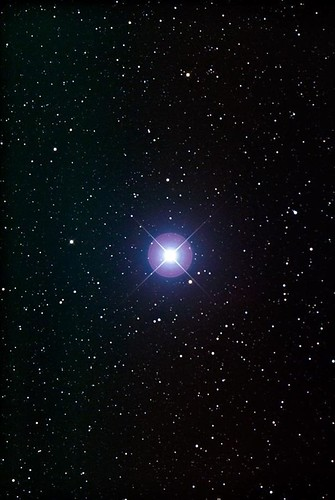 Brightest stars: Canopus