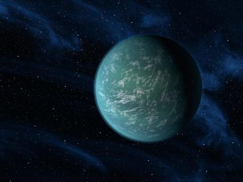Most Habitable Alien Planets: Kepler-22b