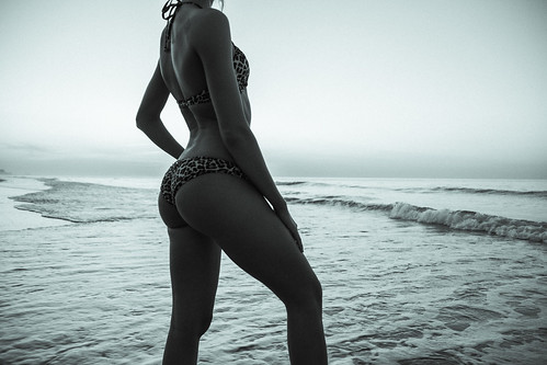 beach sunrise myrtlebeach model bikini russiangirl bikinimodel beachmodel canon7d