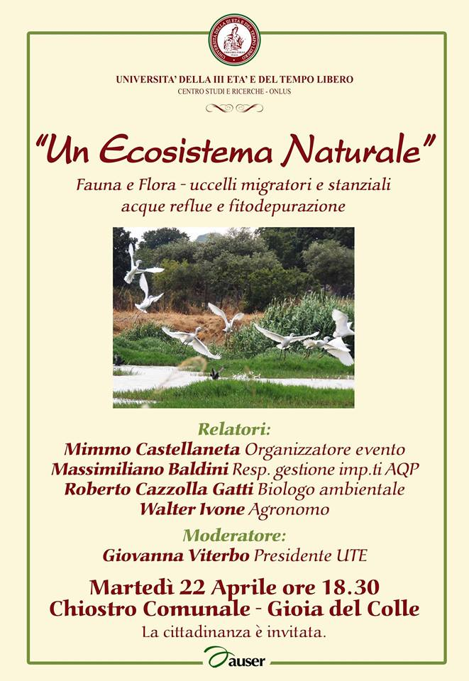 ecosistema mimmo castellaneta