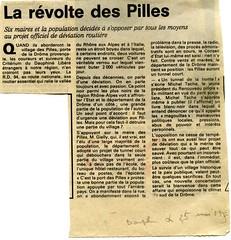 La révolte des Pilles