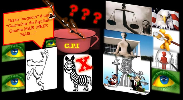 CPI da Petrobras  quanto mais mexe Eleicoes 2014