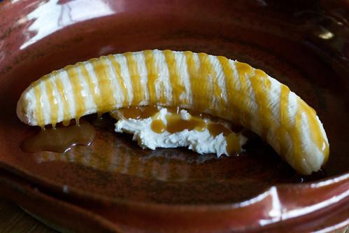 Mascarpone Banana