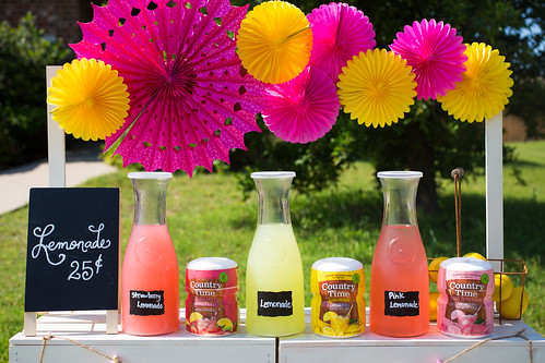 Country Time Lemonade Stand #Shop