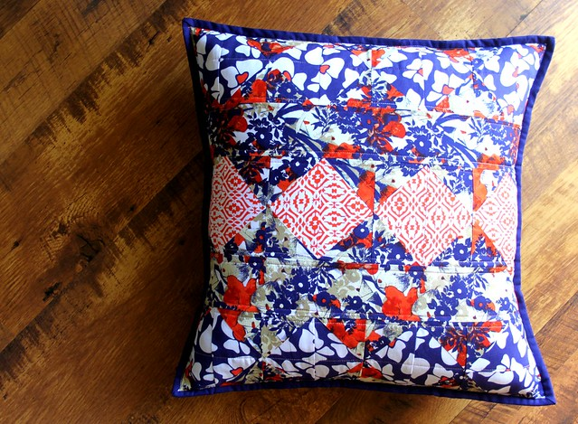 A Motley Garden Gate Pillow & SMS Giveaway!!