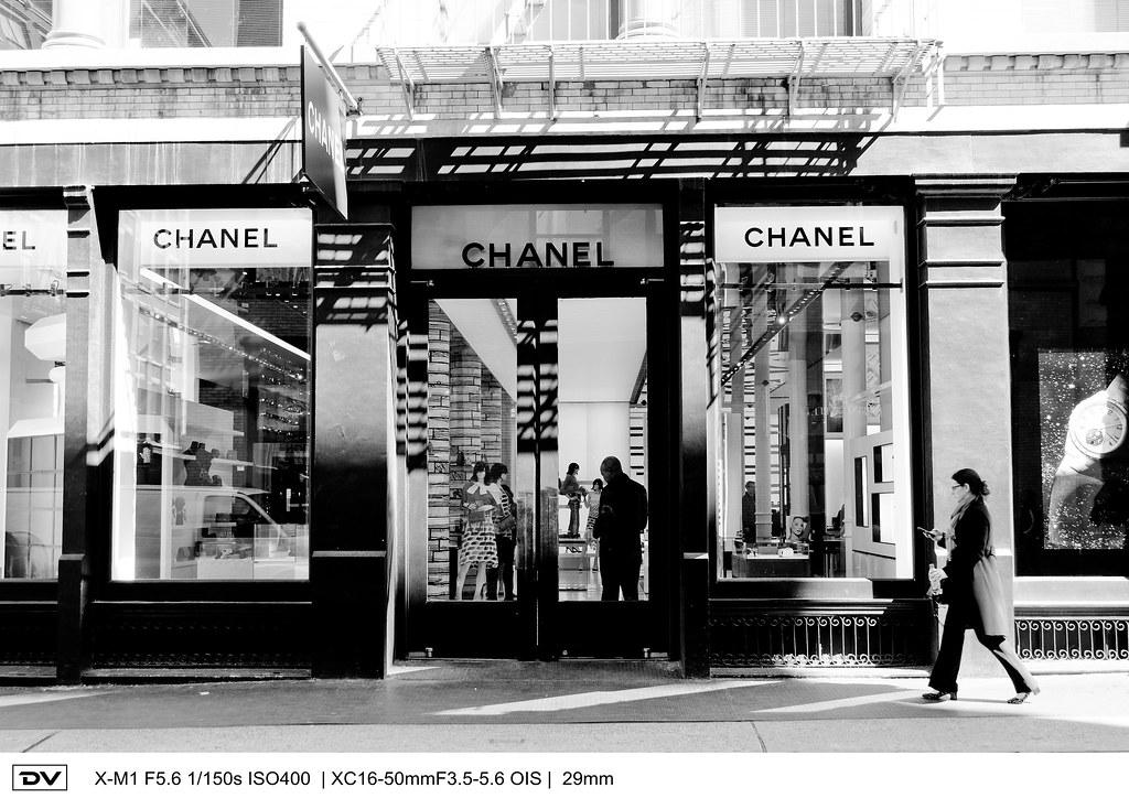 ►►► X-M1 Steet Shots  街拍紐約 ● DV ◄◄◄