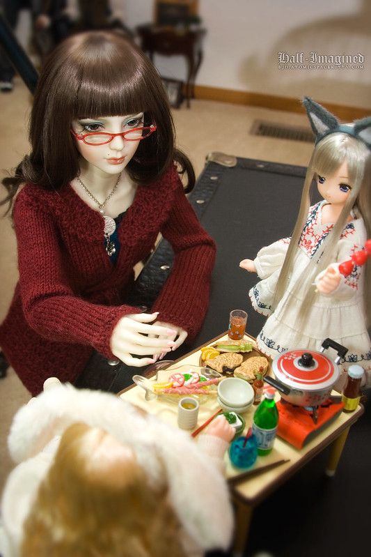 Playing with Dolls (3 of 5)