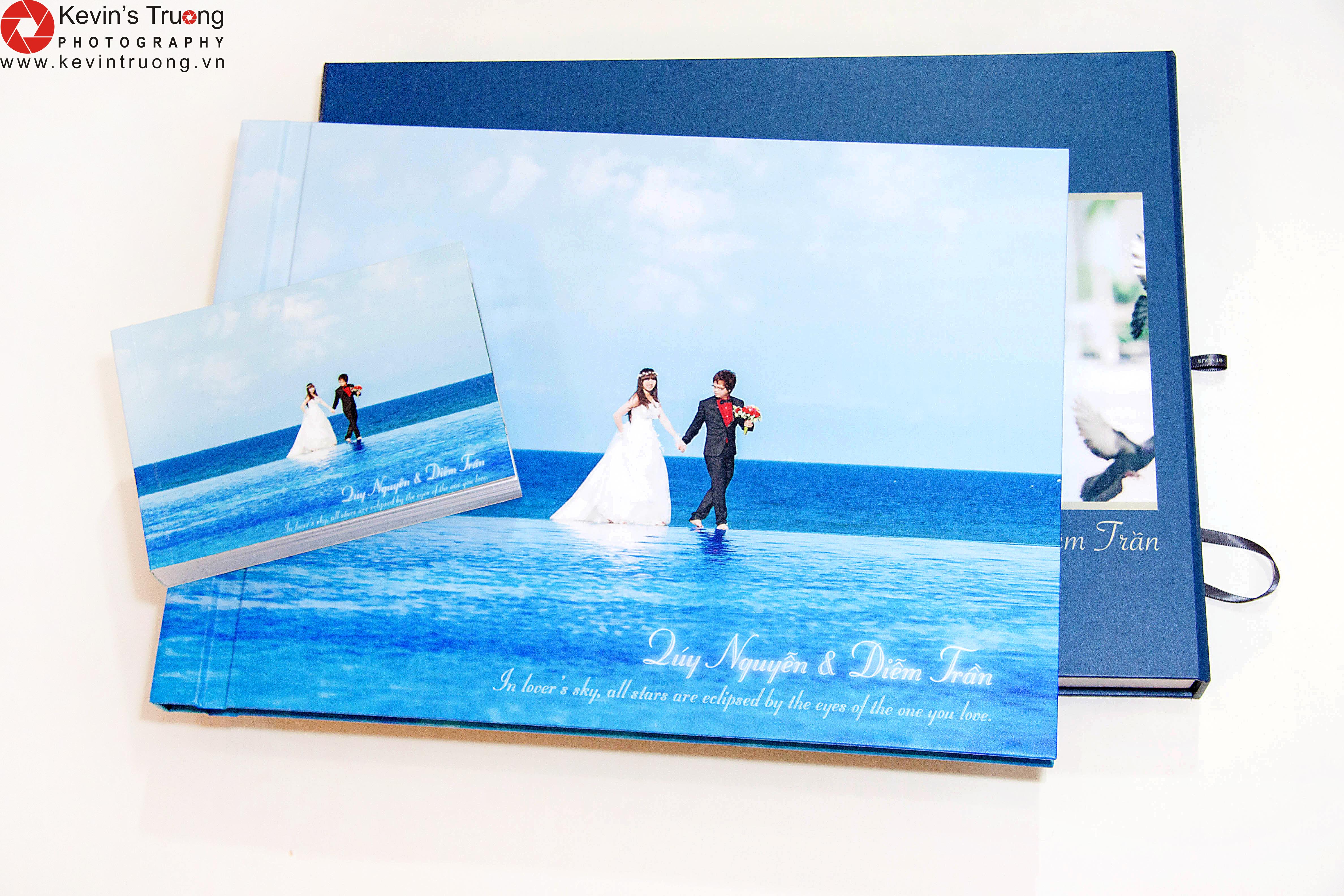 Gia Công-In Album Cát Kim Tuyến-Album 3D,Photobook,Ép gỗ các loại - 34