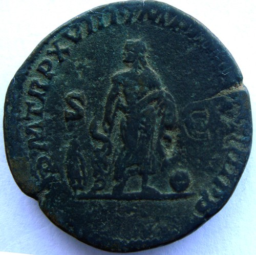 P M TR P XVIII IMP III COS IIII P P de Caracalla 16167050808_45e0f011e9
