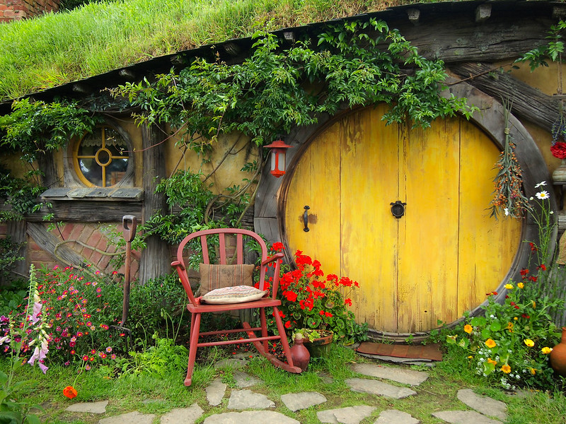 Hobbiton with Red Carpet Tours