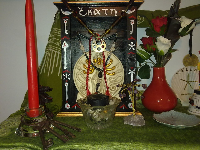 Hekate's shrine