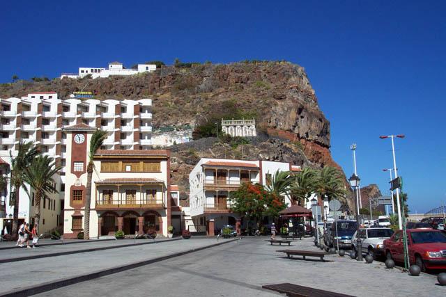 San Sebastián de La Gomera. © Paco Bellido, 2003
