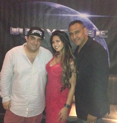 Universe Miami's Artist Premier