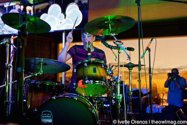 Robert DeLong @ The Natural History Museum, Los Angeles 2/6/15