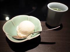Ice Cream & Green Tea