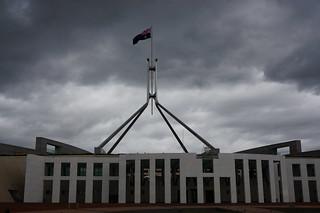 Australia Parliament Building