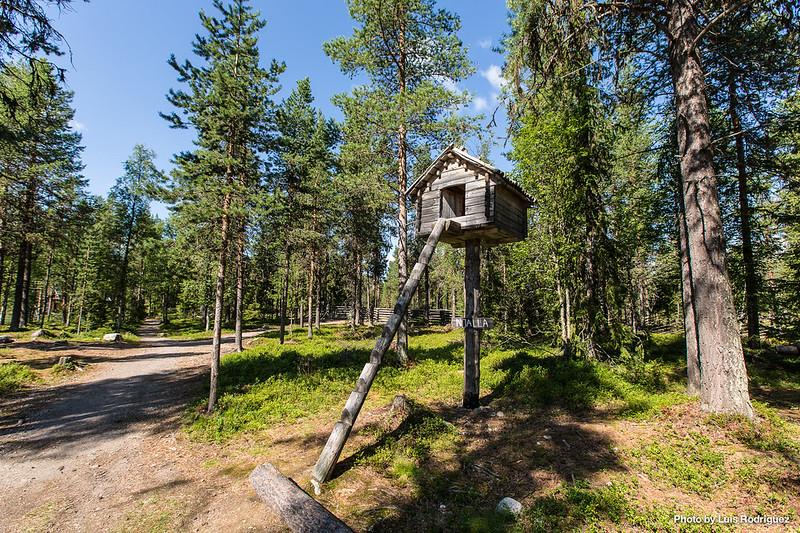 Sami Center Laponia Sueca-41