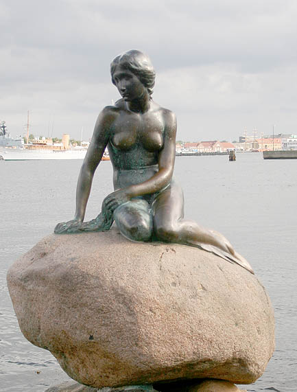 La Sirenita. © Paco Bellido, 2007