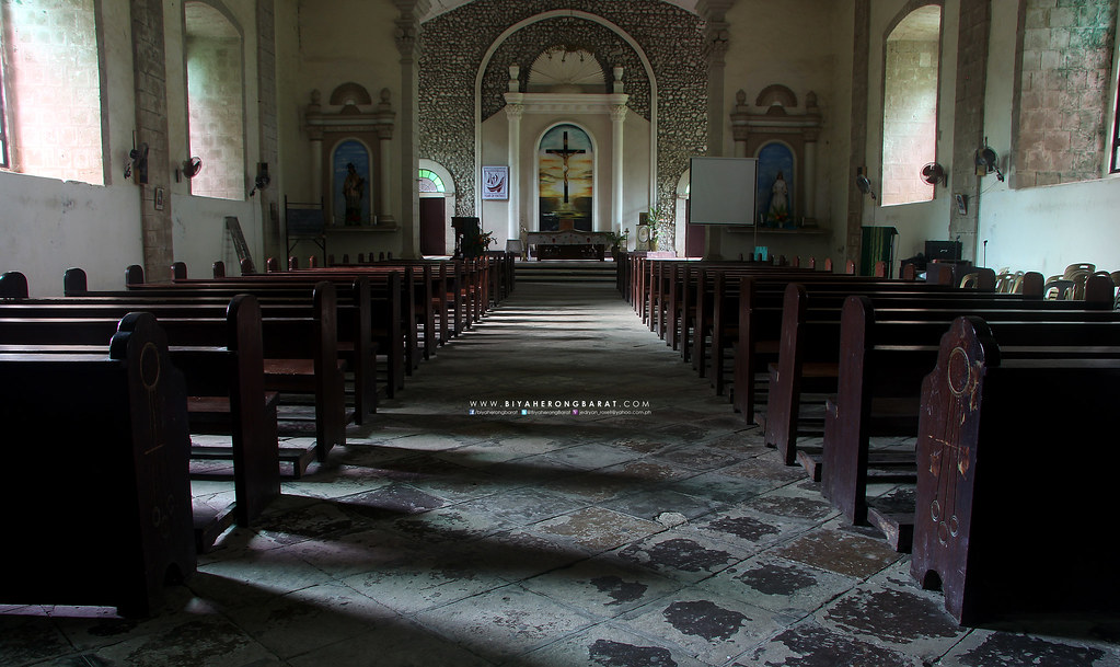 Anini-y church san juan de nepomuceno antique