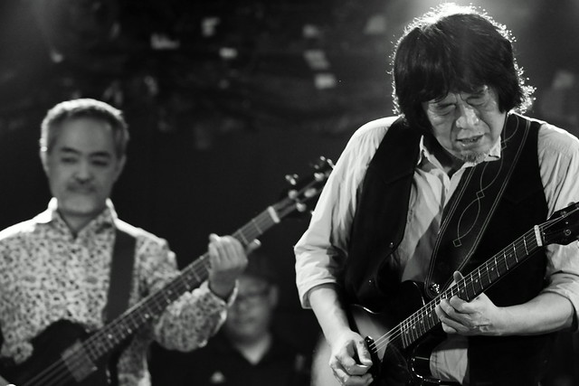 CABU live at Outbreak, Tokyo, 15 Feb 2015. 109