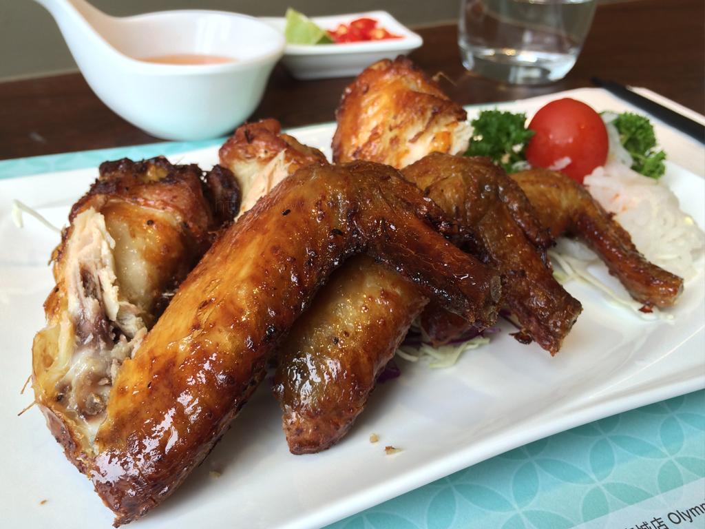La'taste Vietnamese Cuisine - chicken wings