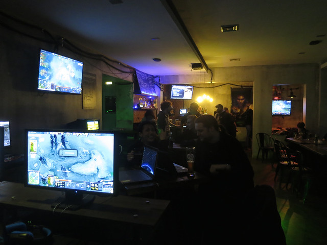 Dota night at Meltdown