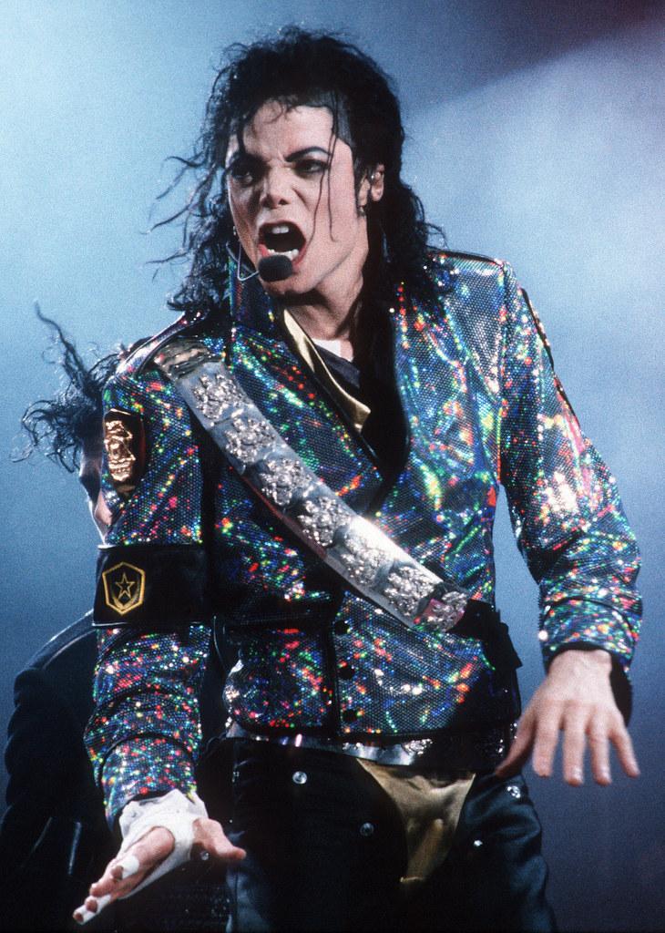 Выступления Майкла Джексона на сцене