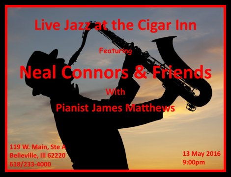 Cigar Inn 5-13-16