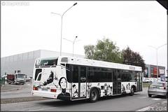Heuliez Bus GX 317 - STGA (Société de Transport du Grand Angoulême)