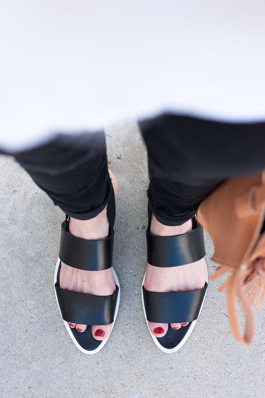 Everlane Shoes, Street Sandal