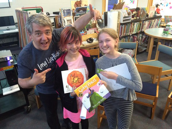 willow and macy and peter reynolds