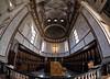 Choir in Santa Maria delle Grazie in Milan