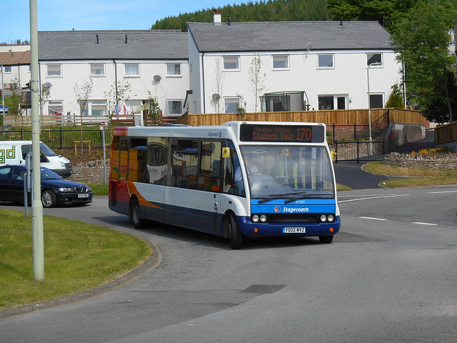 Stagecoach in South Wales 47283