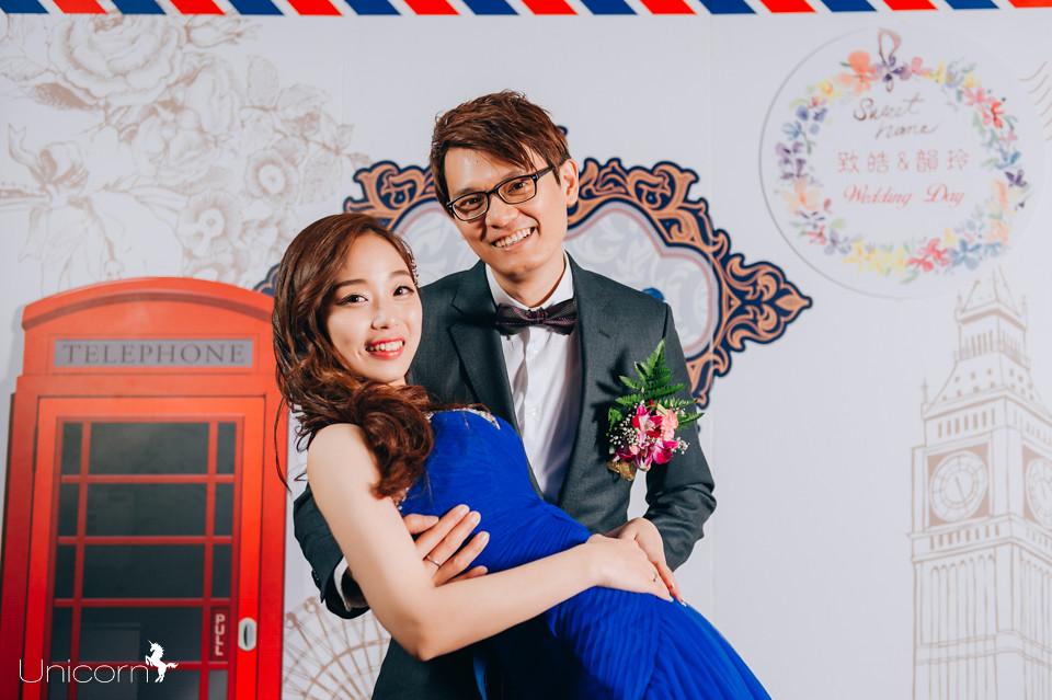 《婚攝》致皓 & 韻玲 / 婉婉庭院小館