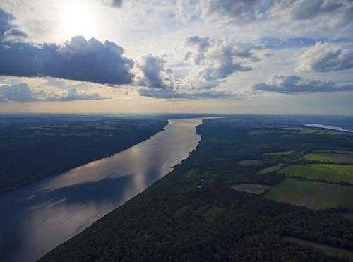 sunset summer ny green field lakes aerial cny upstatenewyork lush uav fingerlakes aerialphotography drone weatherballoon phantom4 dji spaceballoon dronephotography djiphantom4