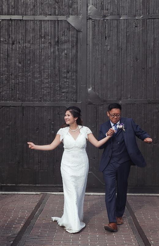 Rita & Chris | Toronto Steam Whistle Wedding Photography