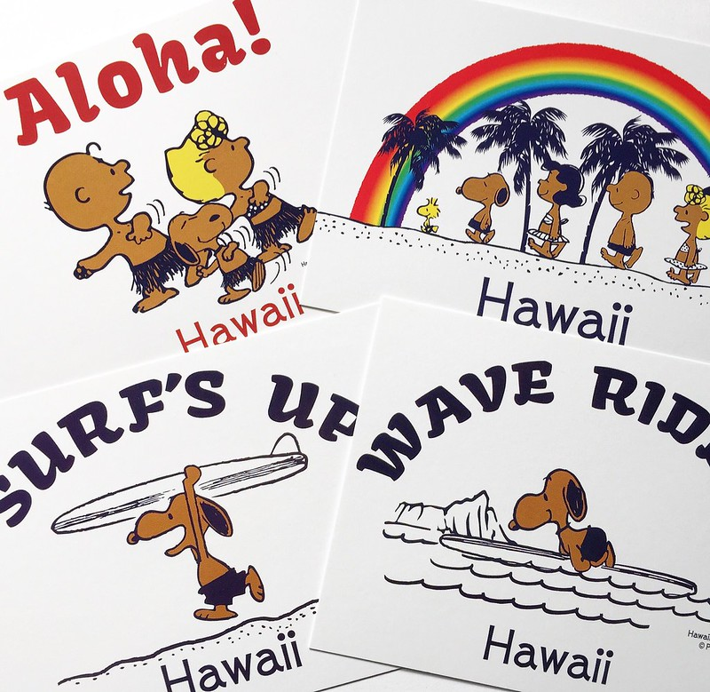 Suntan Snoopy! #onmydesk #snoopy #ilovesnoopy #onlyinhawaii #hawaii