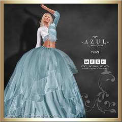 (IMAGE) Yulia (c)-AZUL-byMamiJewell