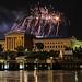 Fireworks by Valentina Sokolskaya